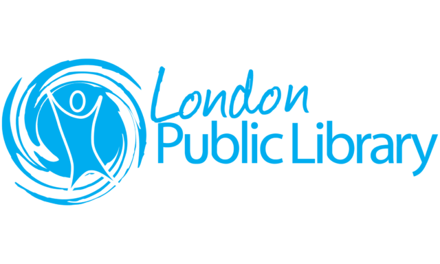 London Public Library logo